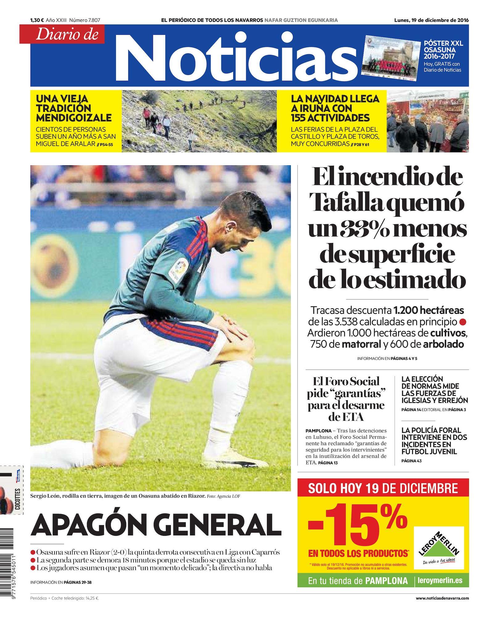 17a75dc1a5 Calaméo - Diario de Noticias 20161219