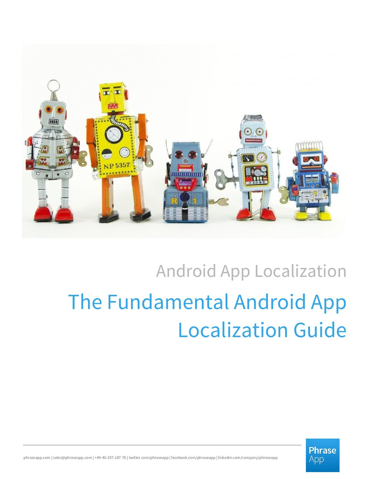 The Fundamental Android App Localization Guide - CALAMEO