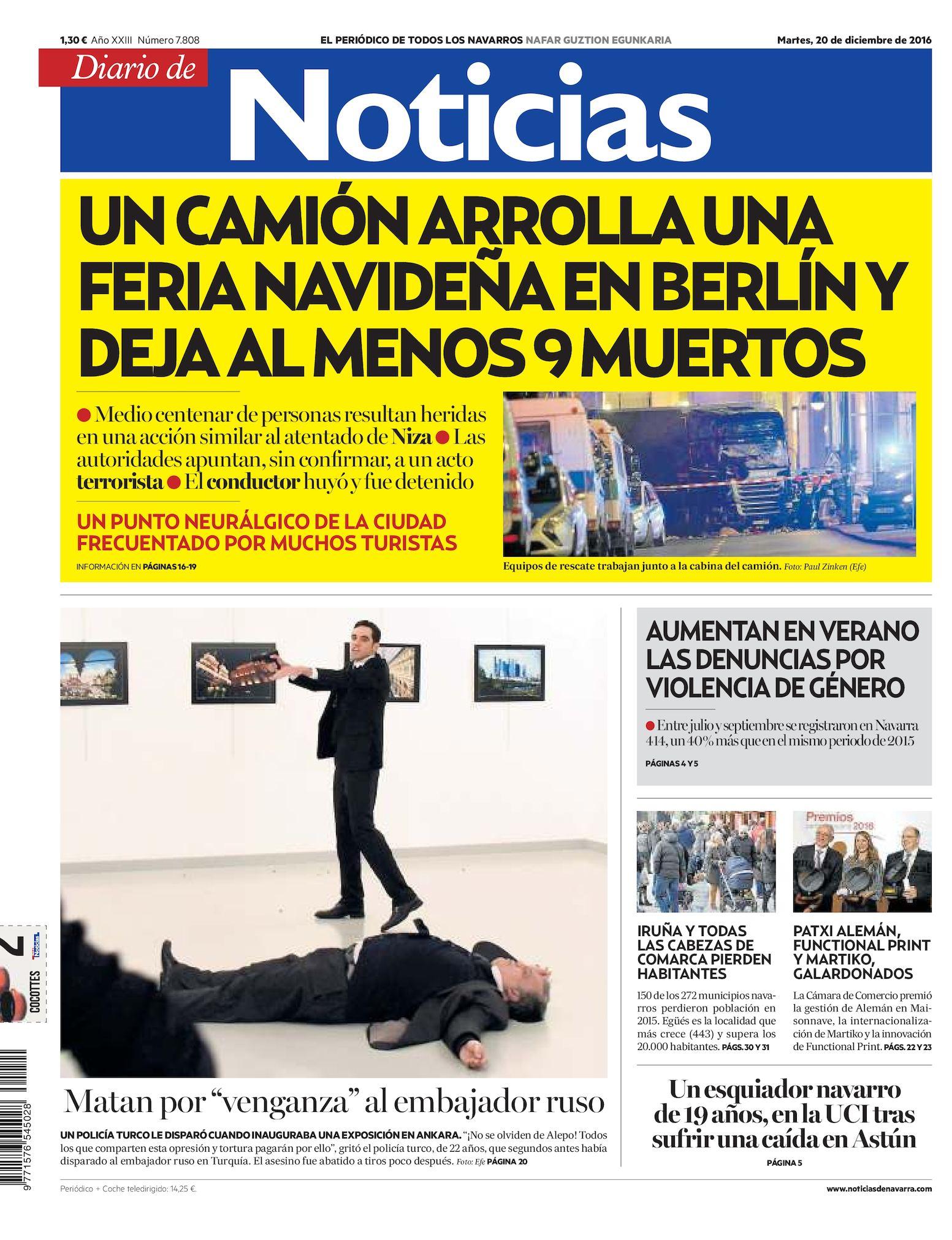 aab8124ea0 Calaméo - Diario de Noticias 20161220