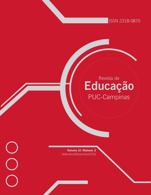Calaméo - Revista Educação V21 N3 Set Dez 2016 70da35e490