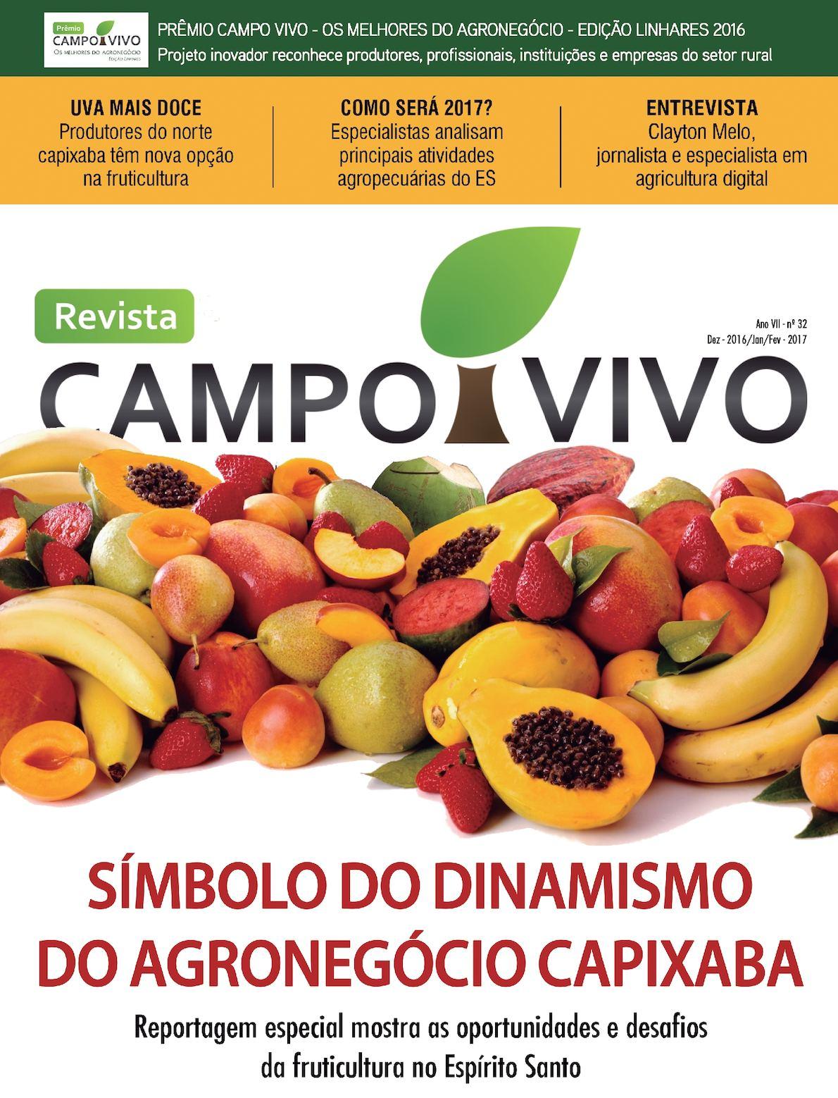 69cbfb2935b Calaméo - Revista Campo Vivo - Edição 32