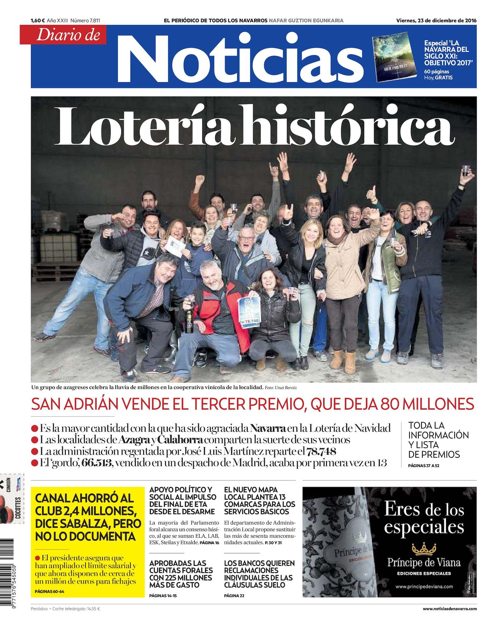 a39fa242b Calaméo - Diario de Noticias 20161223