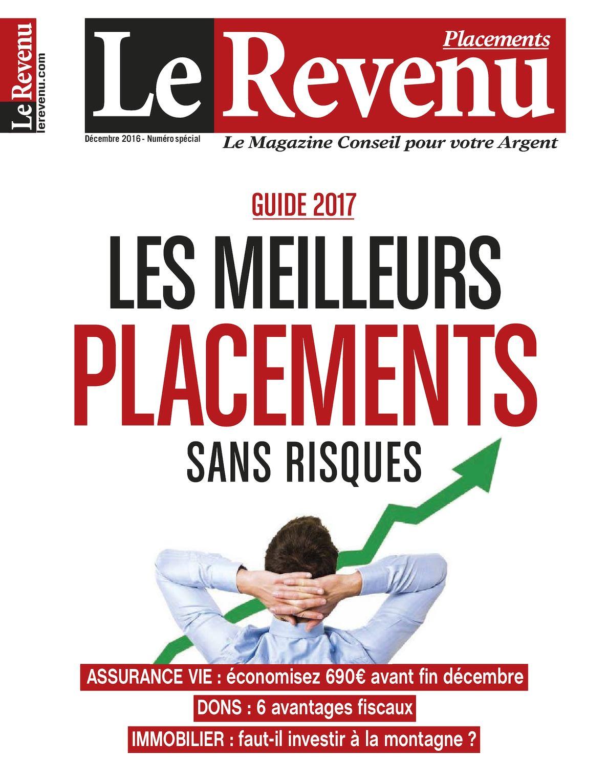 aaedbb02c0cc25 Calaméo - MMS - Le Revenu Placements - Numéro Spécial - Décembre 2016