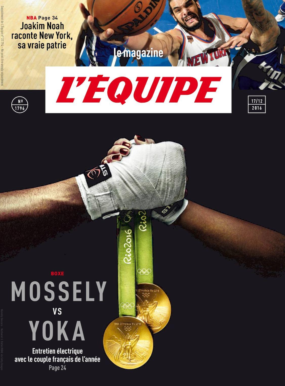 24d3708d57 Calaméo - MMS - L'Équipe Magazine N°1796 - Décembre 2016
