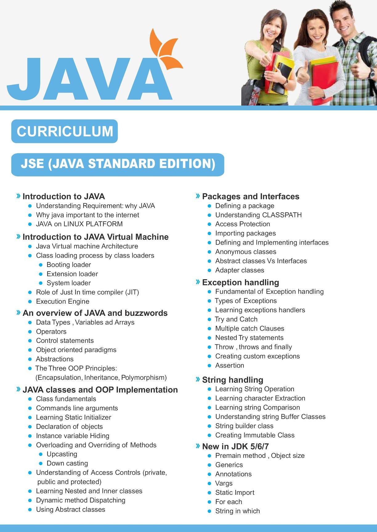 Calaméo - CORE JAVA Training & Certification Institutes In