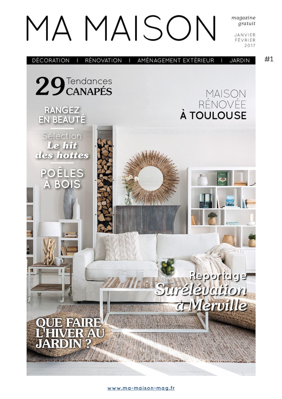 Calaméo Ma Maison Magazine Gratuit Numero 1