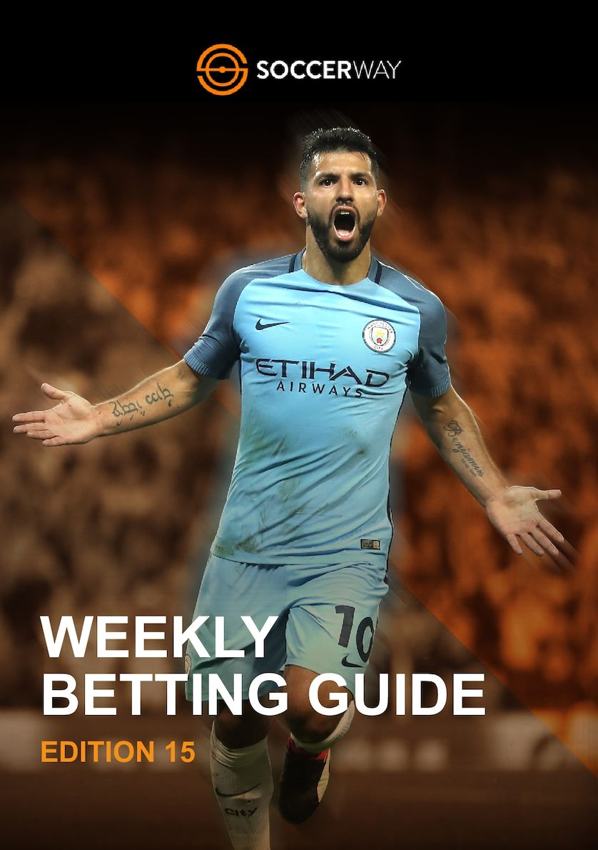 Calaméo - Soccerway Weekly Betting Guide: Edition 15
