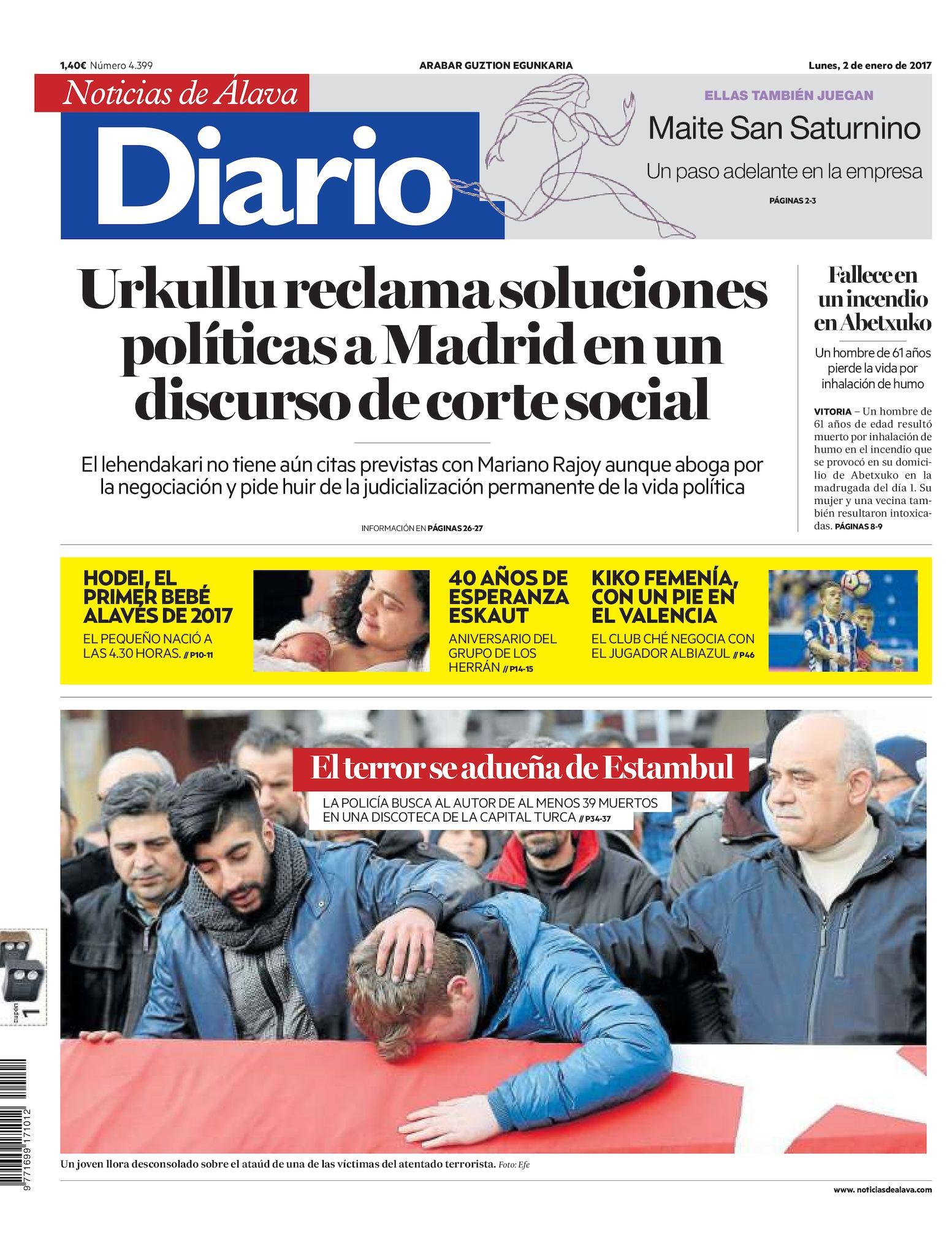 6c11ecca6f Calaméo - Diario de Noticias de Álava 20170102