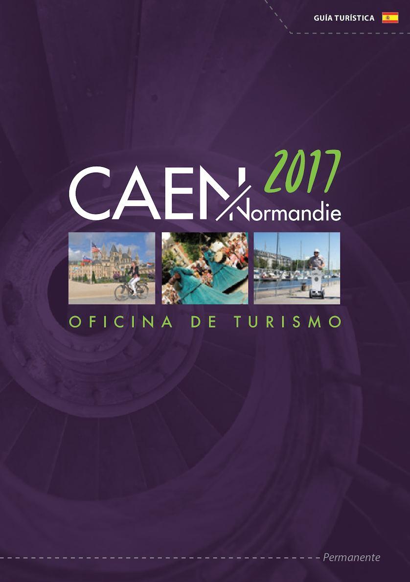 1f8b707a0845 Calaméo - CAEN 2017 - GUÍA TURÍSTICA