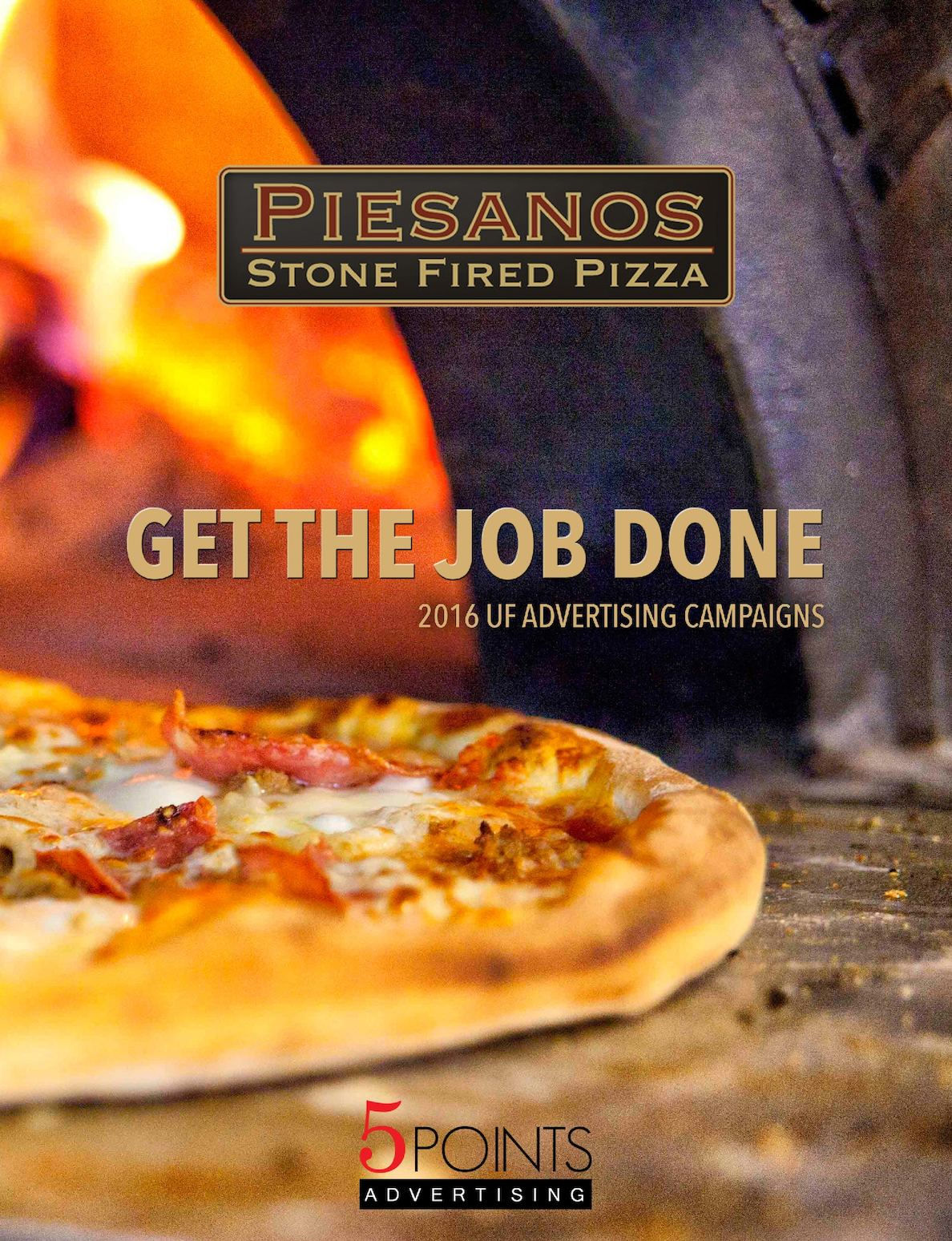 Calaméo - Piesanos Advertising Campaign Plans Book