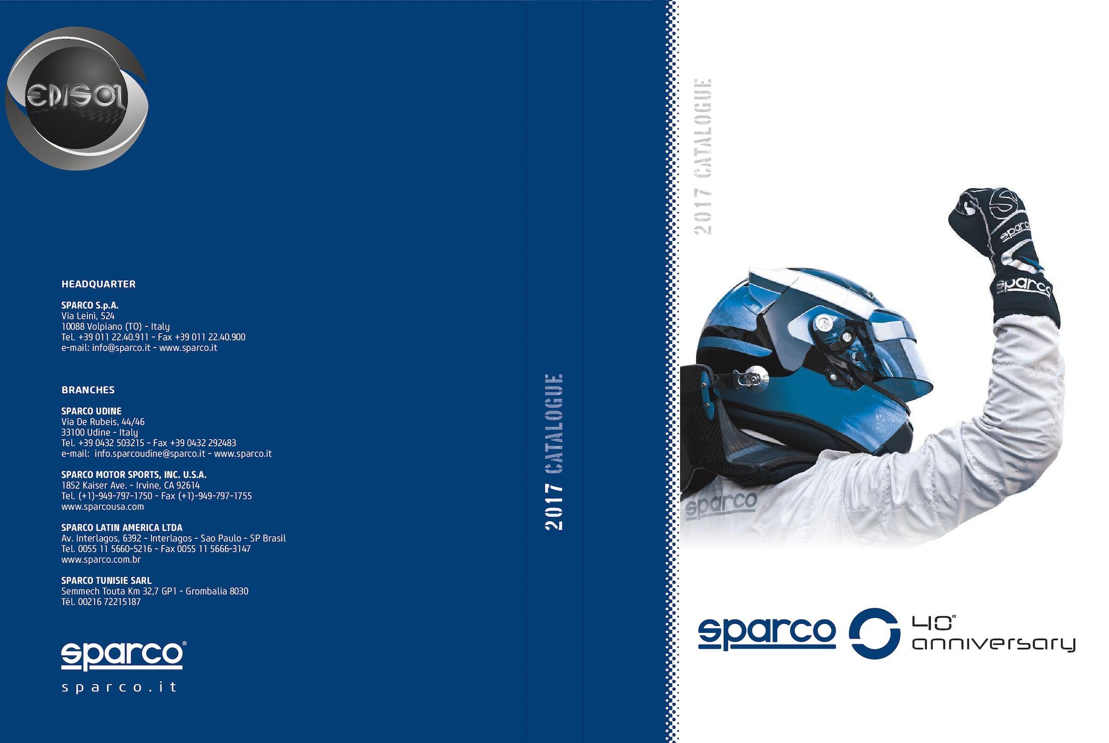 Calaméo - Catalogo Sparco eb116bf9022a