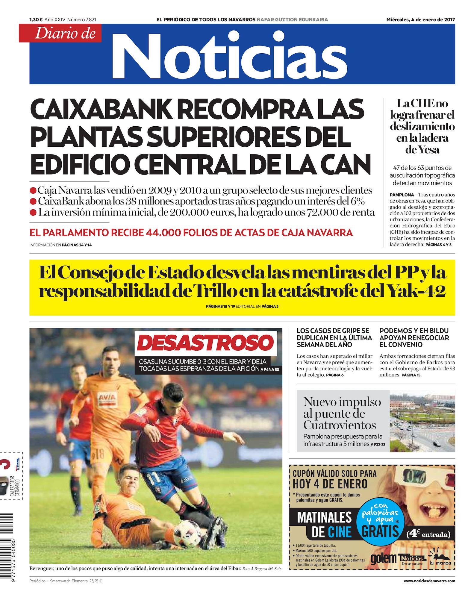 Calaméo - Diario de Noticias 20170104 324fde4d584