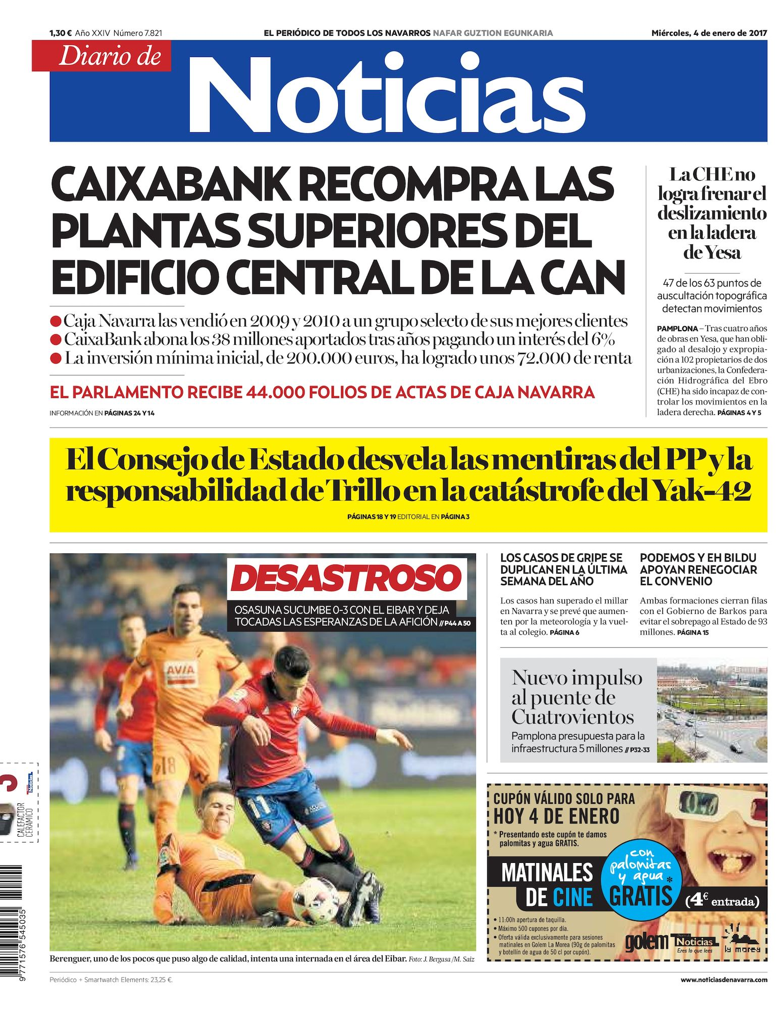 4227df7047c05 Calaméo - Diario de Noticias 20170104