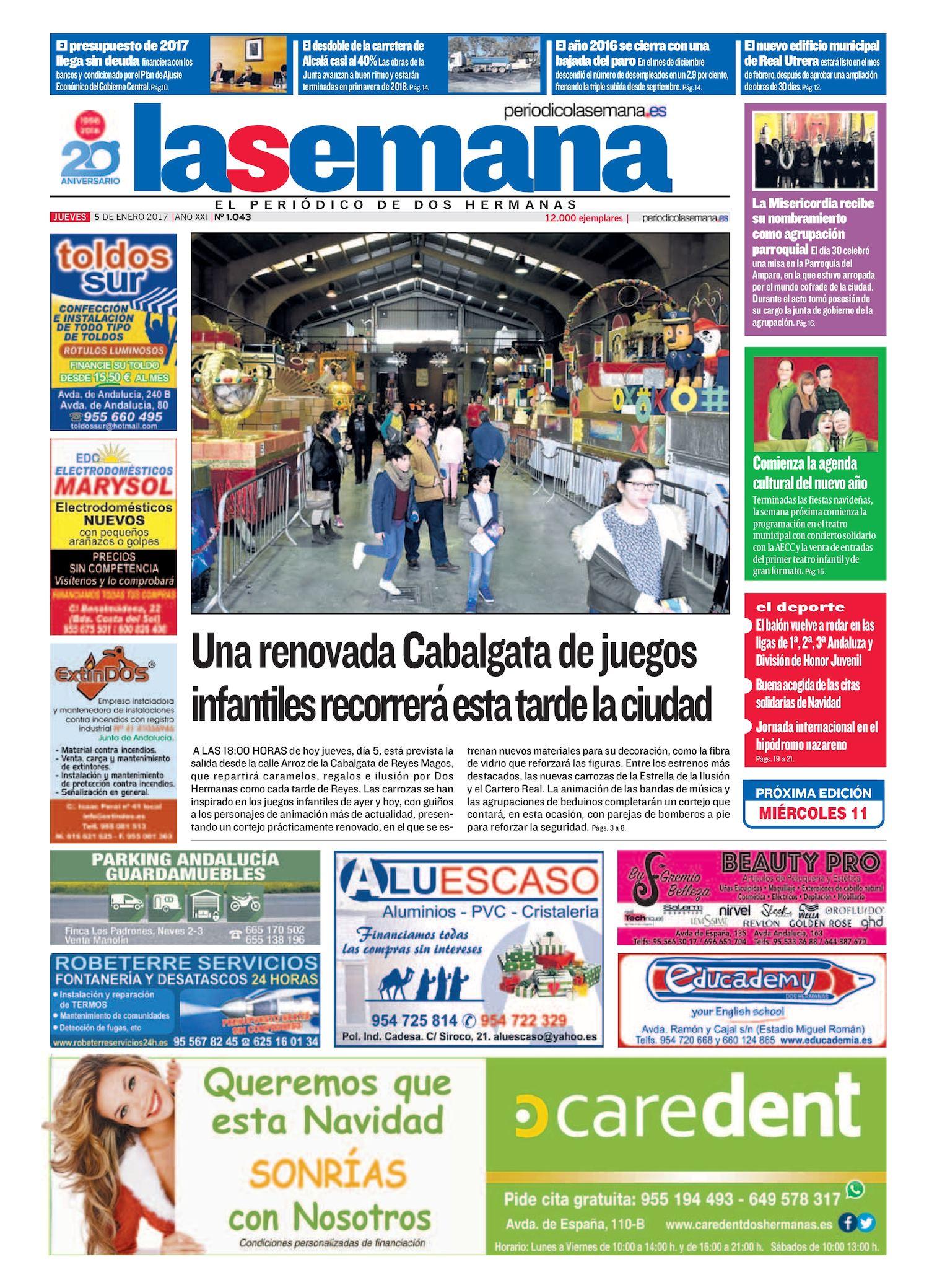 afbf824f0a Calaméo - Periodico La Semana 1043