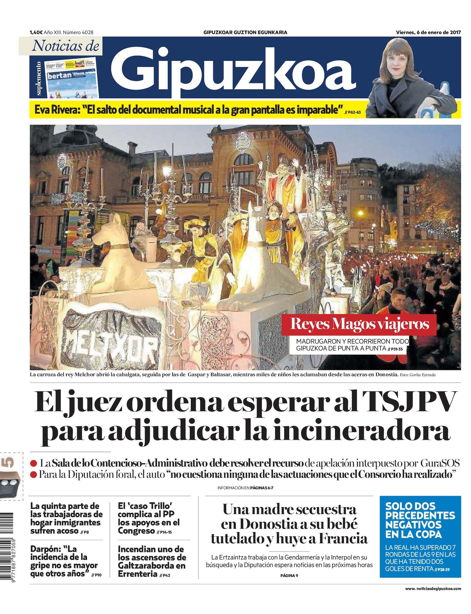 83add164bf Calaméo - Noticias de Gipuzkoa 20170106