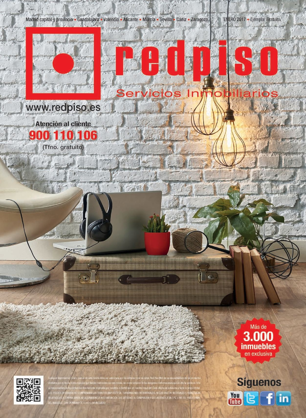 Calameo Revista Inmobiliaria Redpiso Enero 17 Edicion Grande