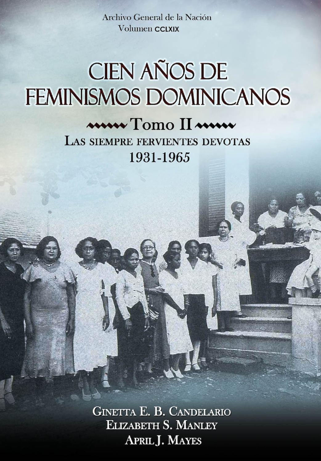 269 Dominicanos 2 Cien Feminismos Las De Calaméo Tomo Siempre Anos hdsrxtBCQ