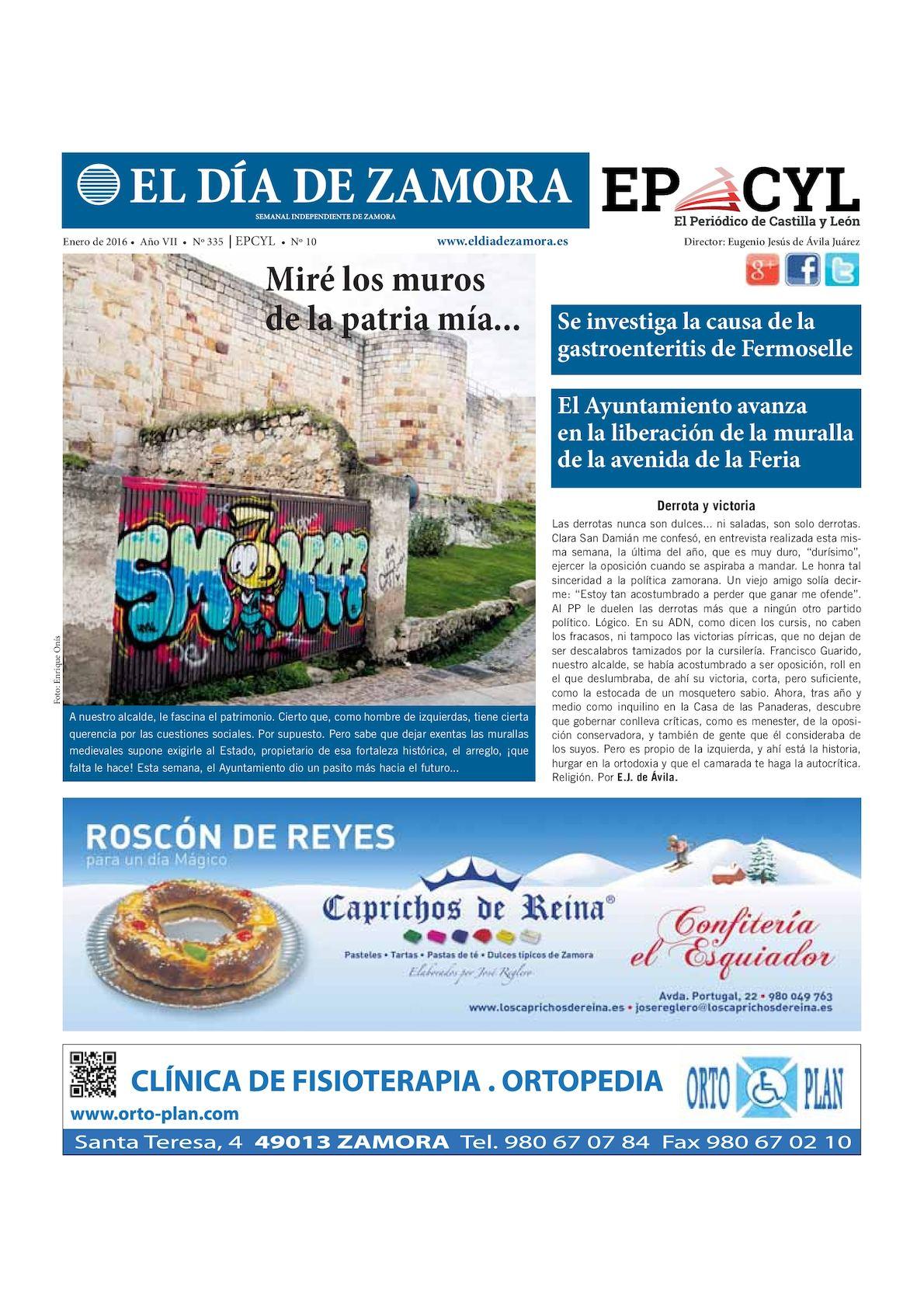 Calaméo - N12 - El día de Zamora - EPCYL f7f6556e2d97