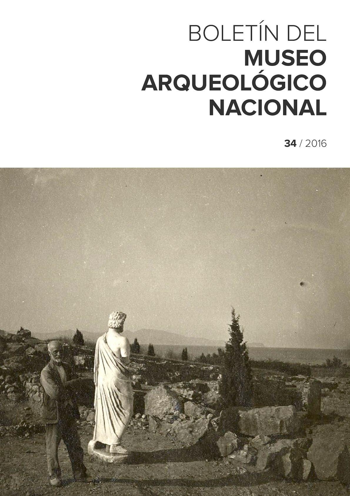 34 Calaméo Del 2016 Nacional Arqueológico Museo Boletín Nº qpGSUzMV