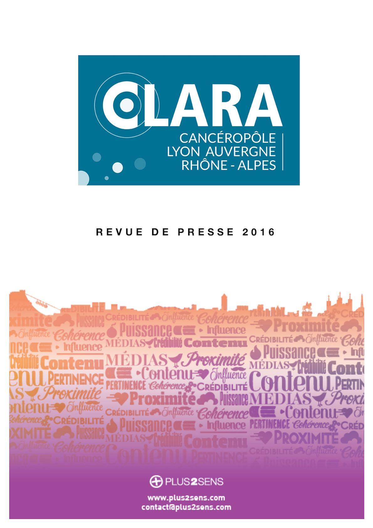 Calaméo - Clara Revue De Presse Annuelle 2016 bb120df9e398