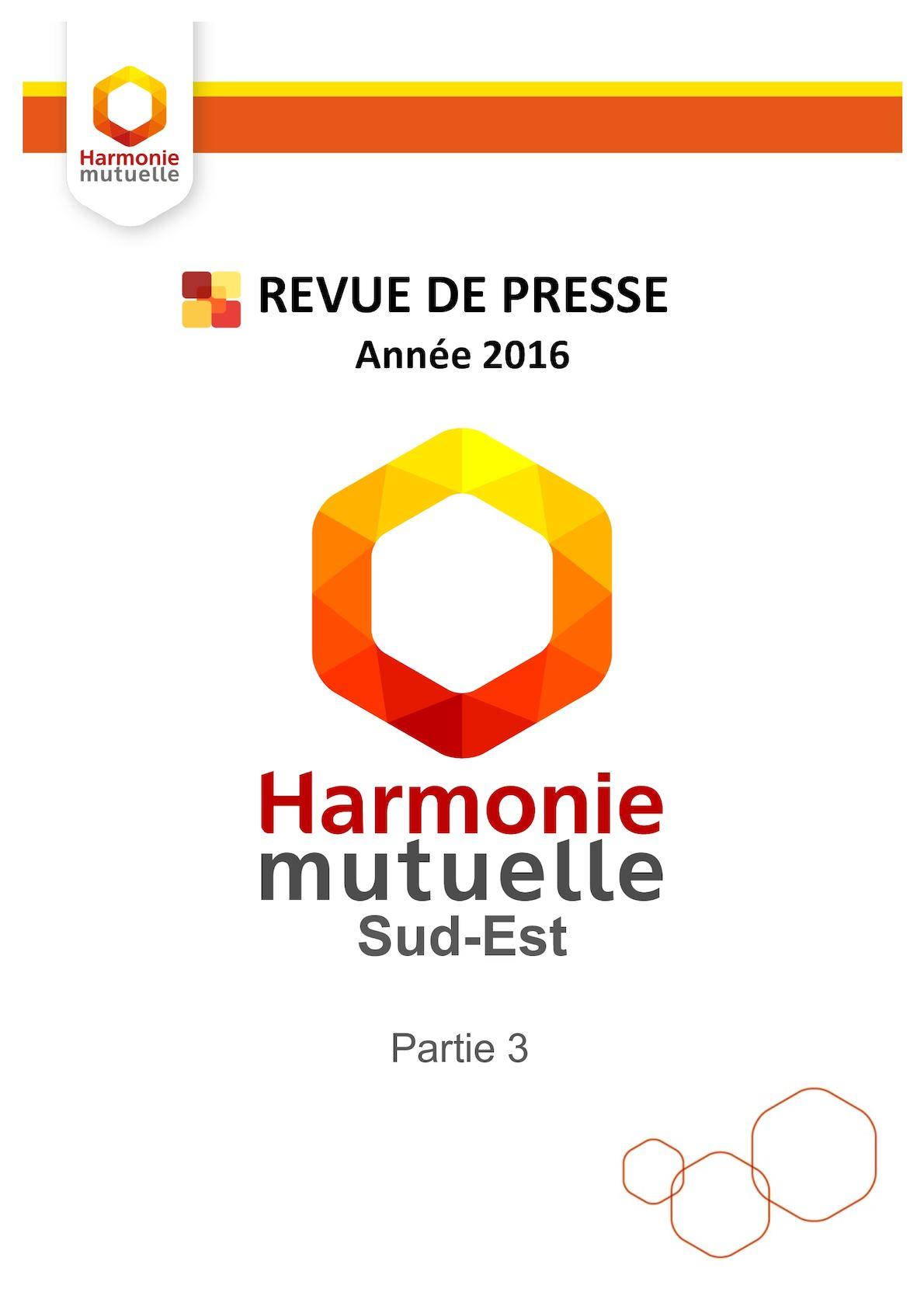 76ca2207354ef4 Calaméo - Revue de presse 2016 Harmonie Mutuelle partie 3