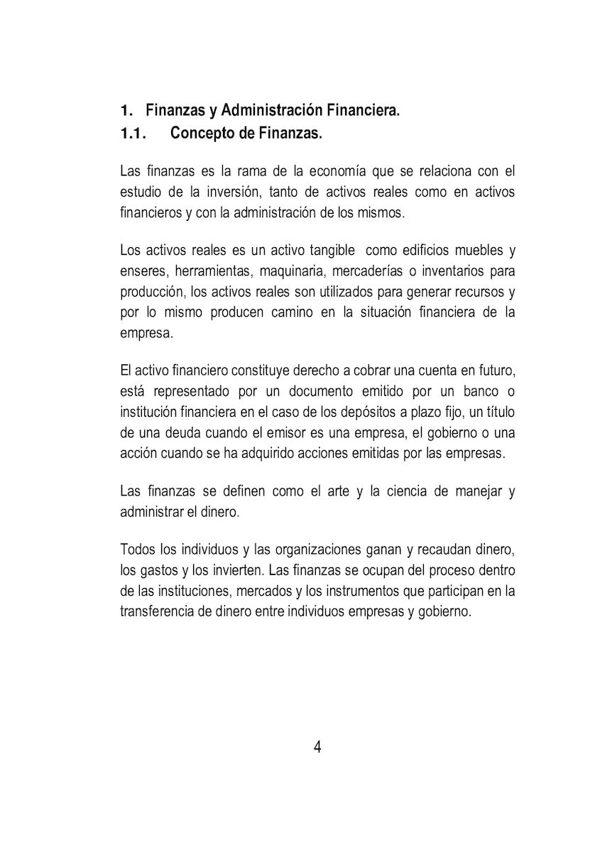 Libro Administracion Financiera 2017 Calameo Downloader # Define Muebles Y Enseres