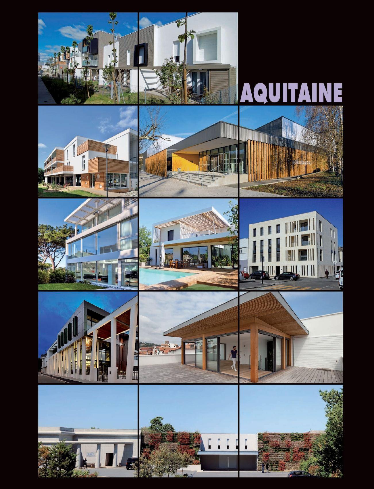 Architecte Paysagiste Midi Pyrénées calaméo - l'architecture de votre region - aquitaine - midi