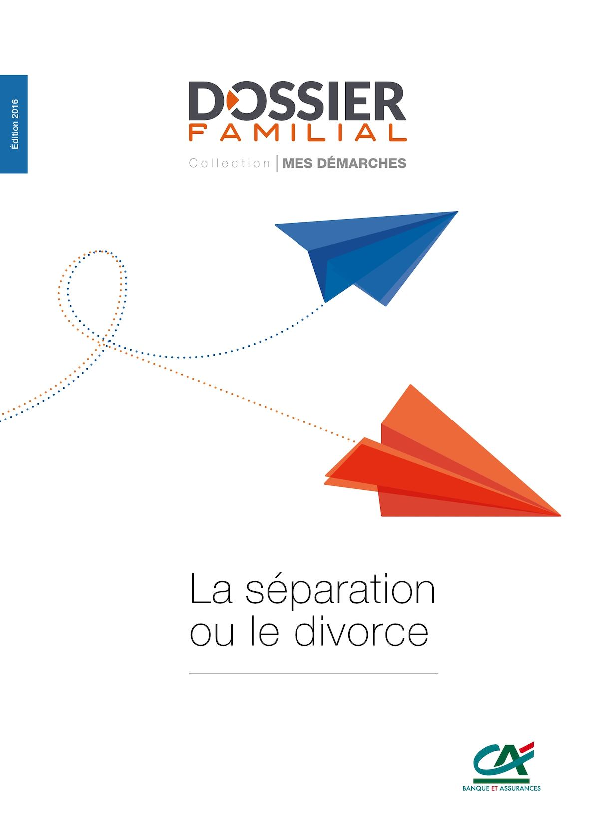 Calameo Dossier Familial Guide Divorce Separation 2017