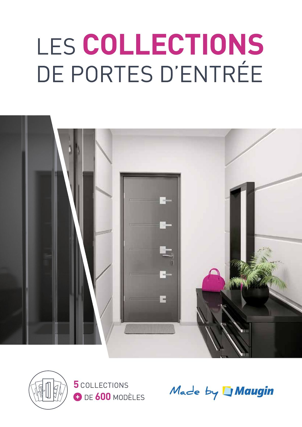 calam o catalogue porte d 39 entr e maugin. Black Bedroom Furniture Sets. Home Design Ideas
