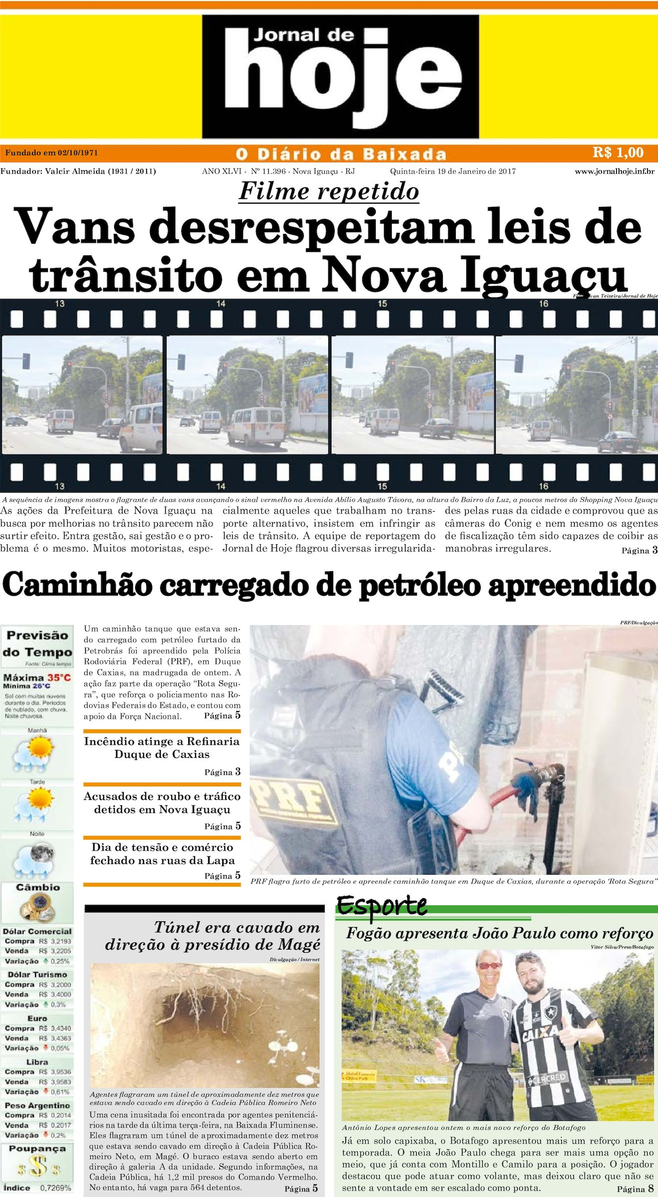 0294414d5d Calaméo - Jornal De Hoje 190117