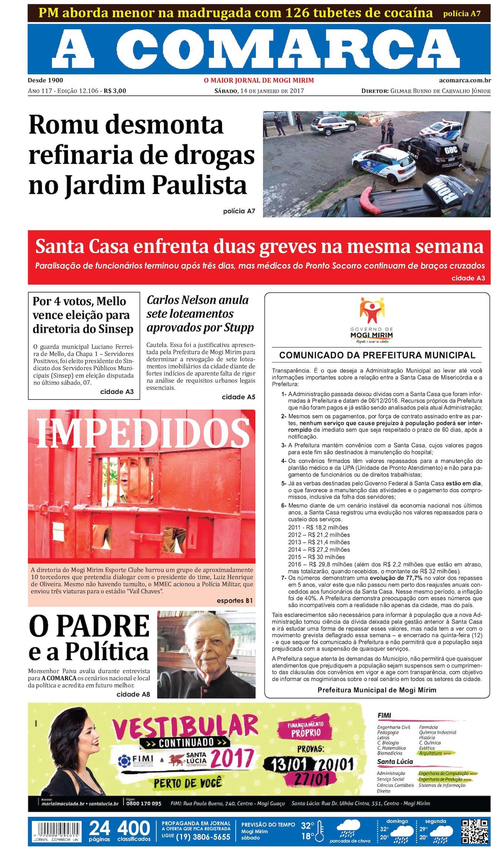 Calaméo - A COMARCA fddd845832