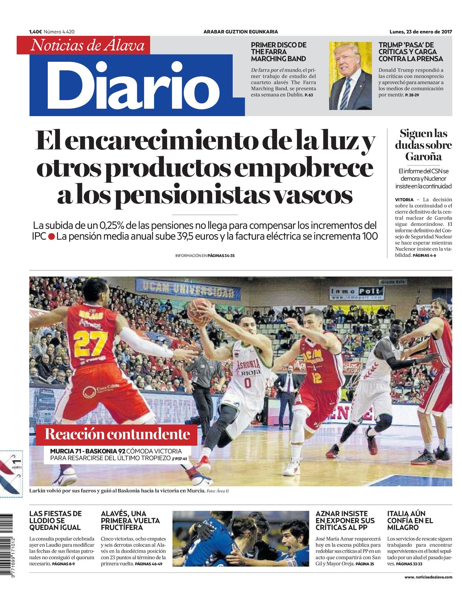 3c951317a Calaméo - Diario de Noticias de Álava 20170123