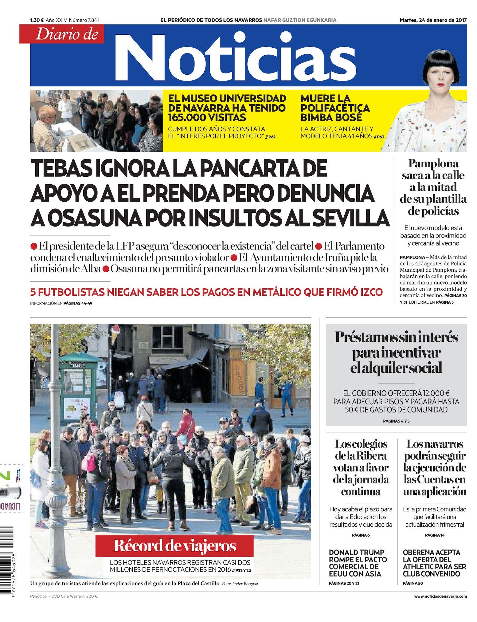 new style 52d2c 97c2b Calaméo - Diario de Noticias 20170124