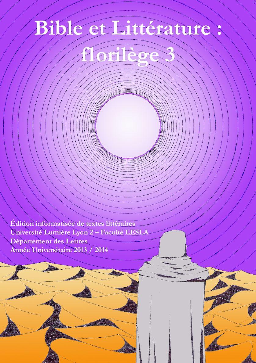 Calaméo Bible Et Litterature Florilège 3