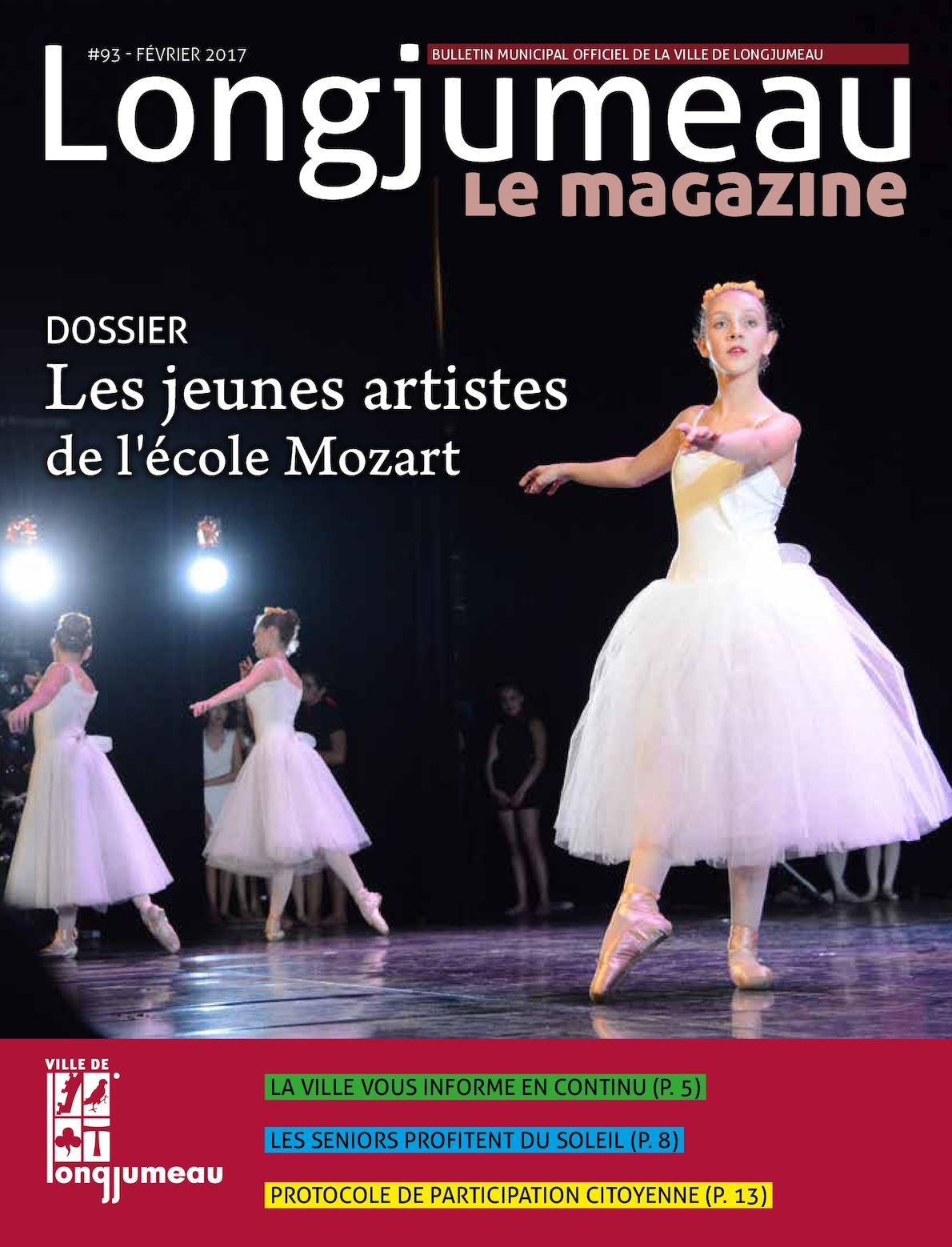Calaméo Longjumeau Le Magazine 93 Fevrier 2017