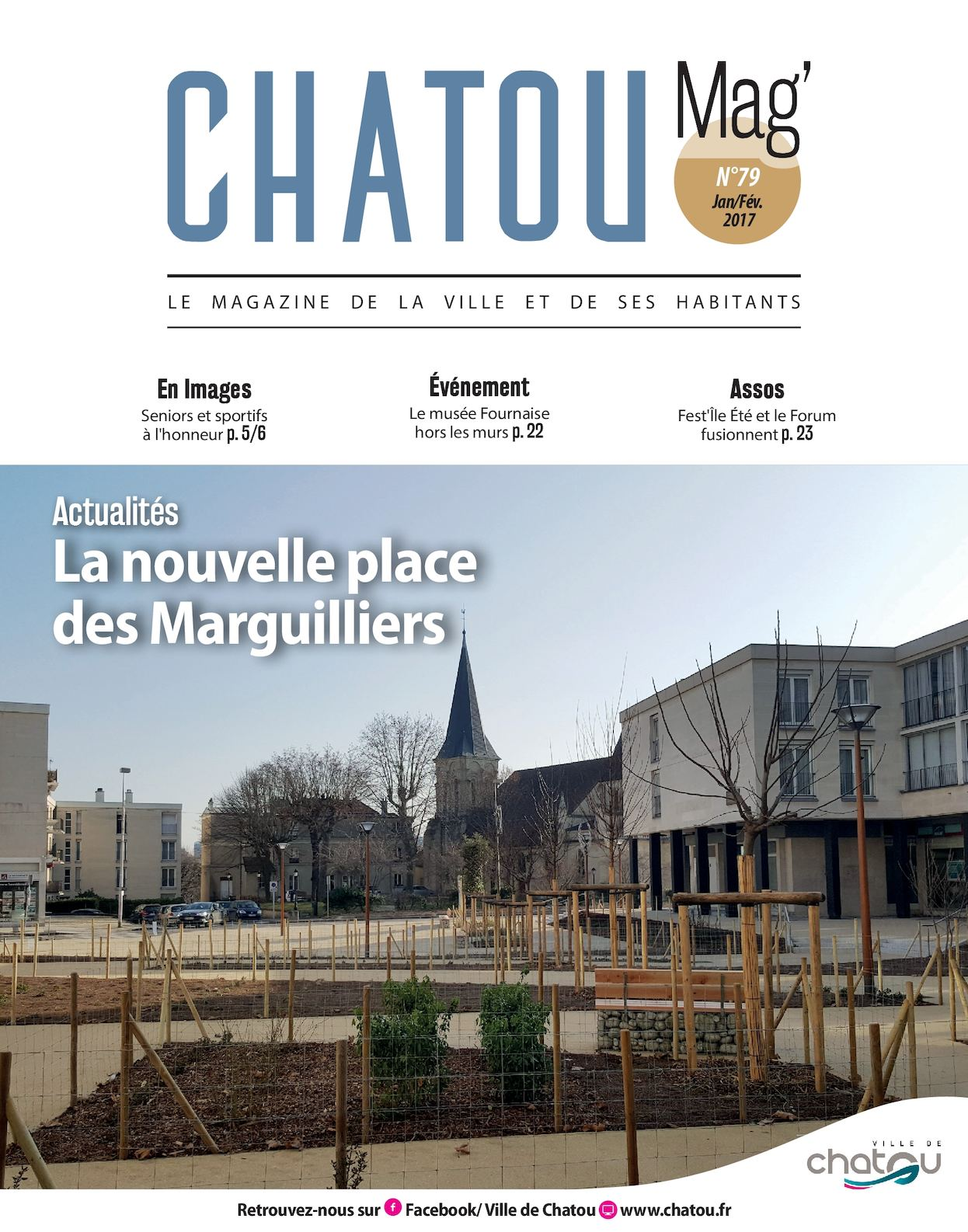Calaméo Chatou Magazine N79