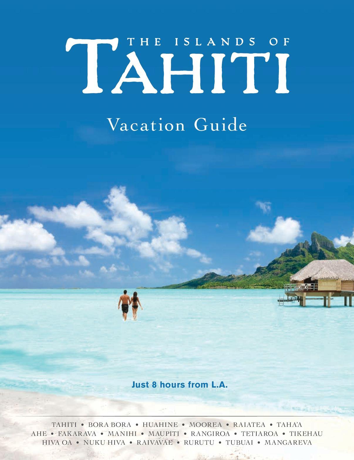 Calameo Tahiti Vacation Guide