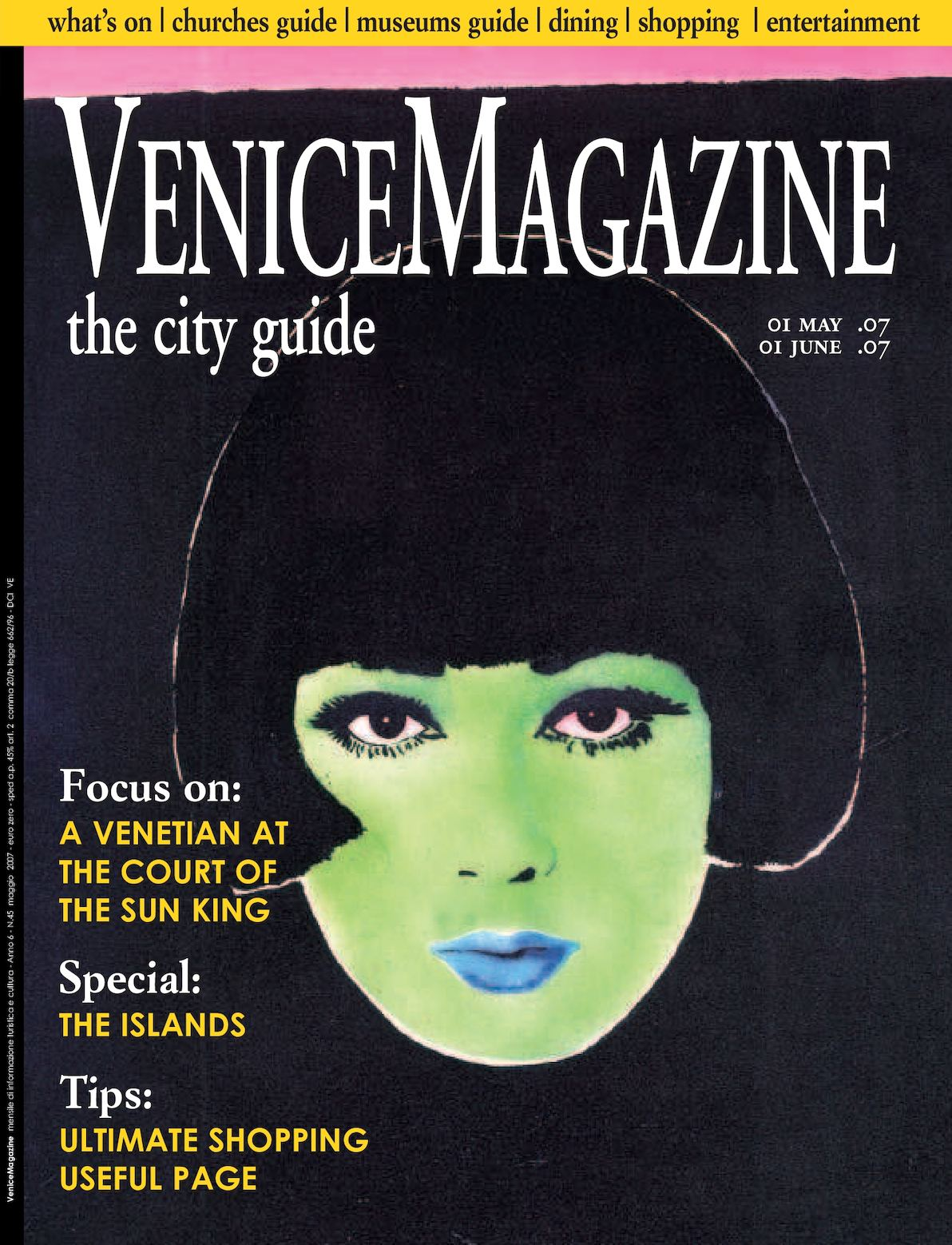 Calaméo - Venice Magazine 45