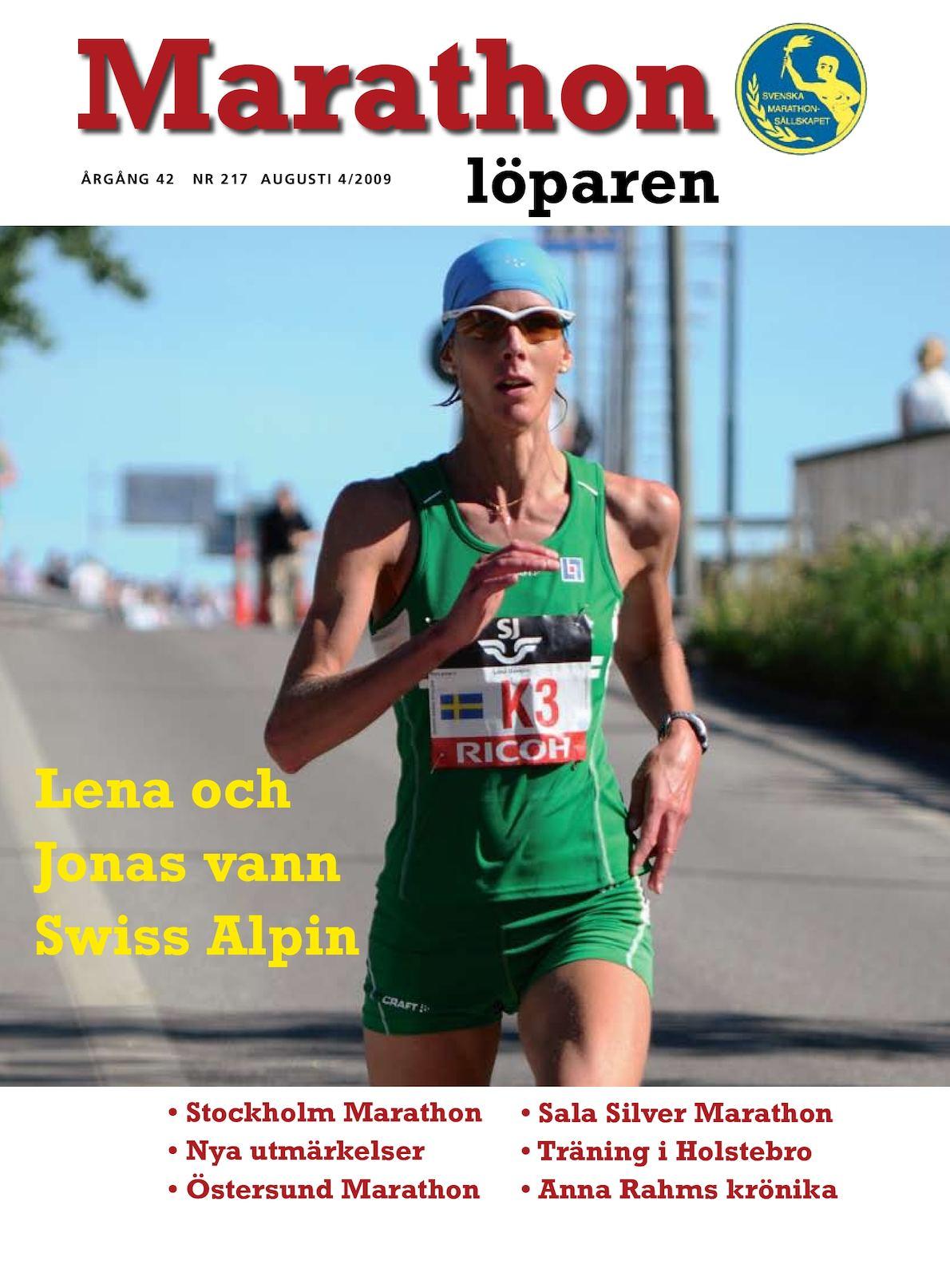 Historisk maratonsegrare