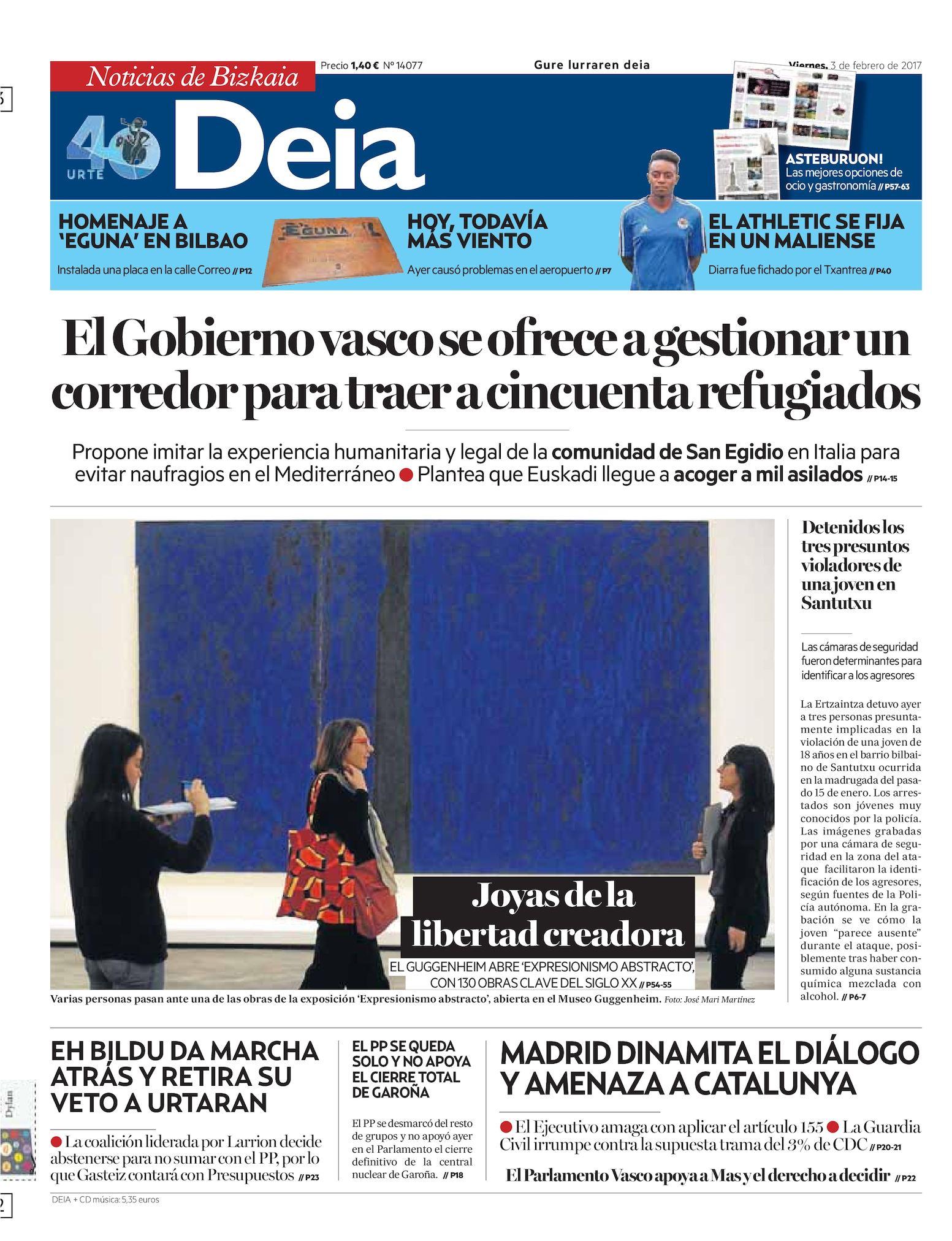 Alicantina Deseosa De Rabo Porno Xxx calaméo - deia 20170203