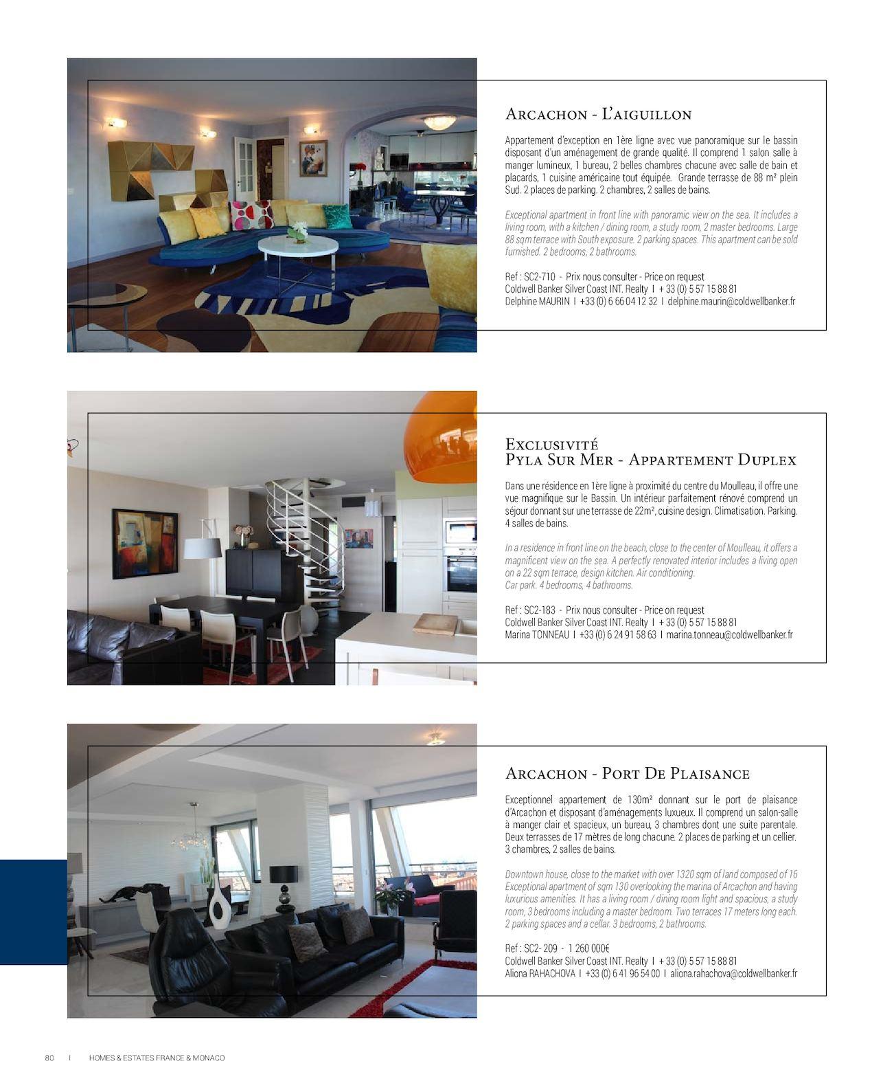 Amenagement Salon En Long homes & estates spring 2017 - calameo downloader