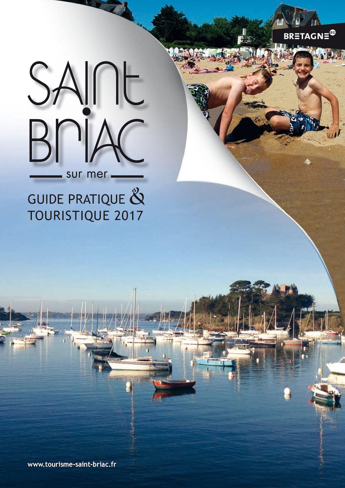 Calameo Brochure Saint Briac Sur Mer 2017