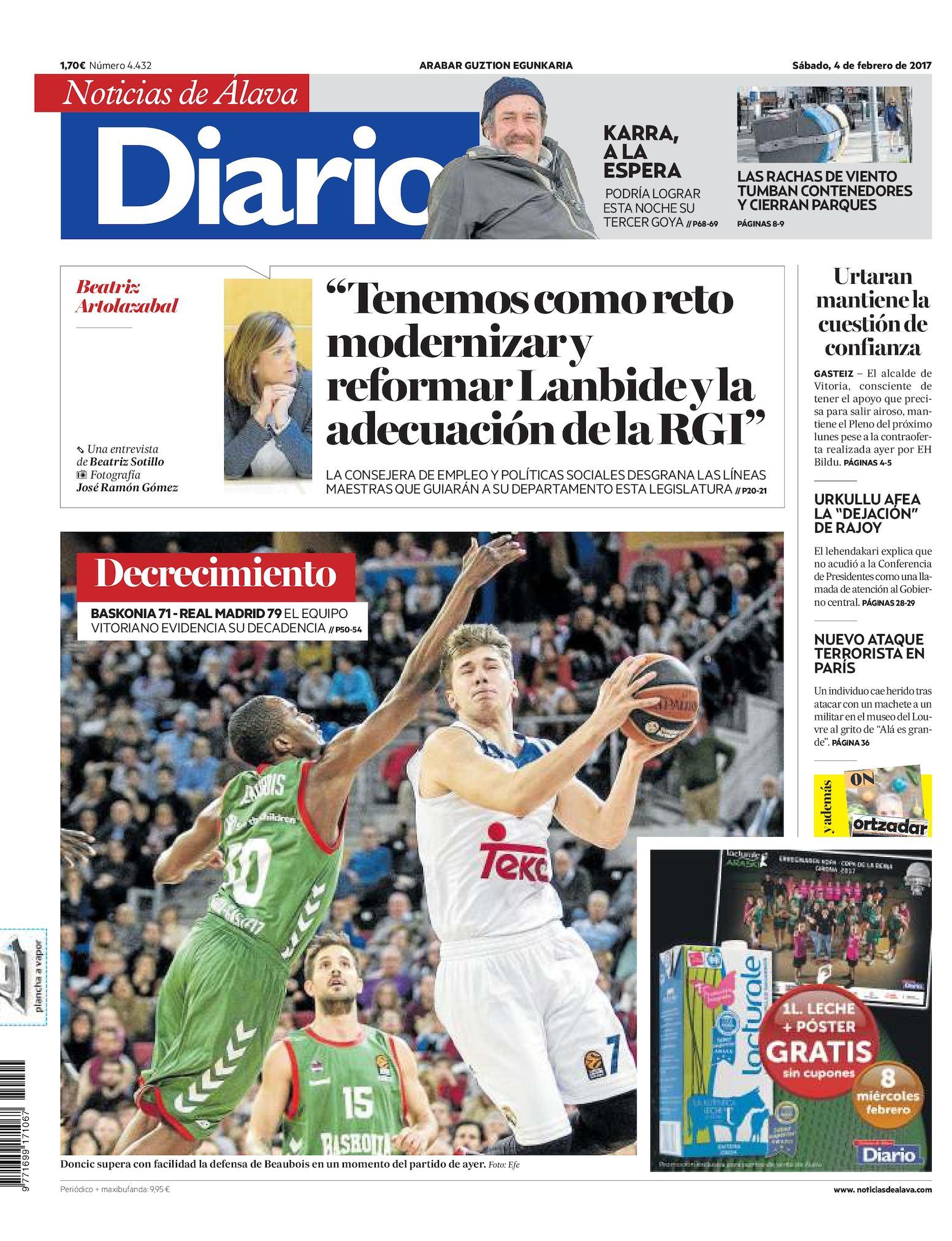 pretty nice 01bd1 5af8a Calaméo - Diario de Noticias de Álava 20170204