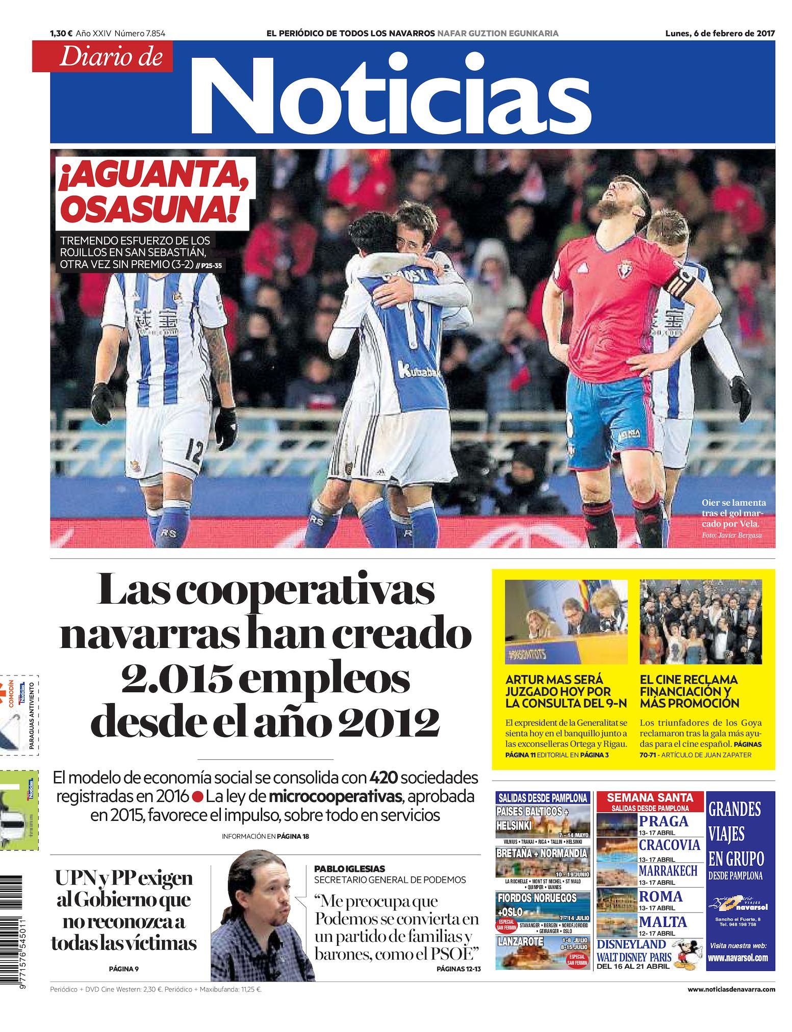 054560761 Calaméo - Diario de Noticias 20170206