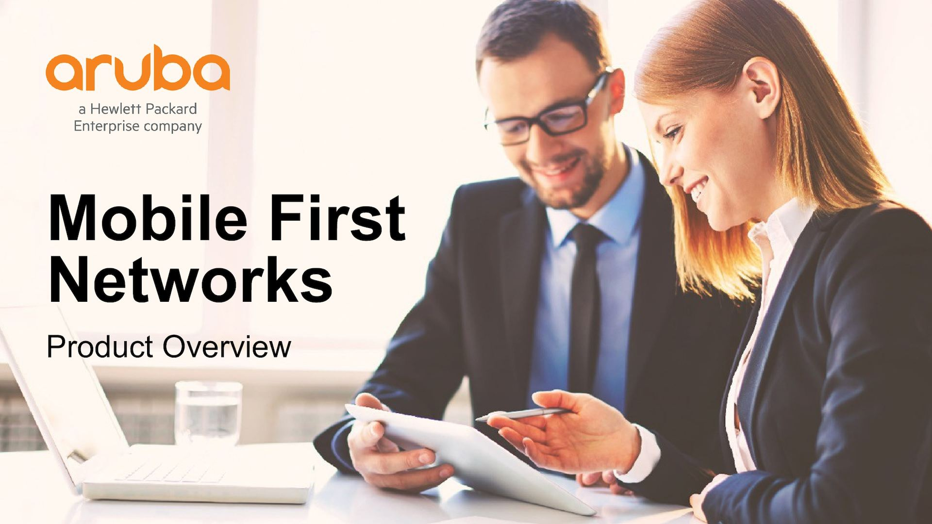 Calaméo - Hpe Aruba Mobile First Products