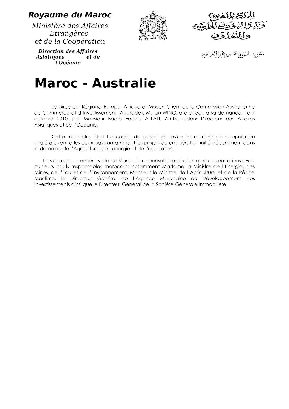 asiatique australien rencontres sites