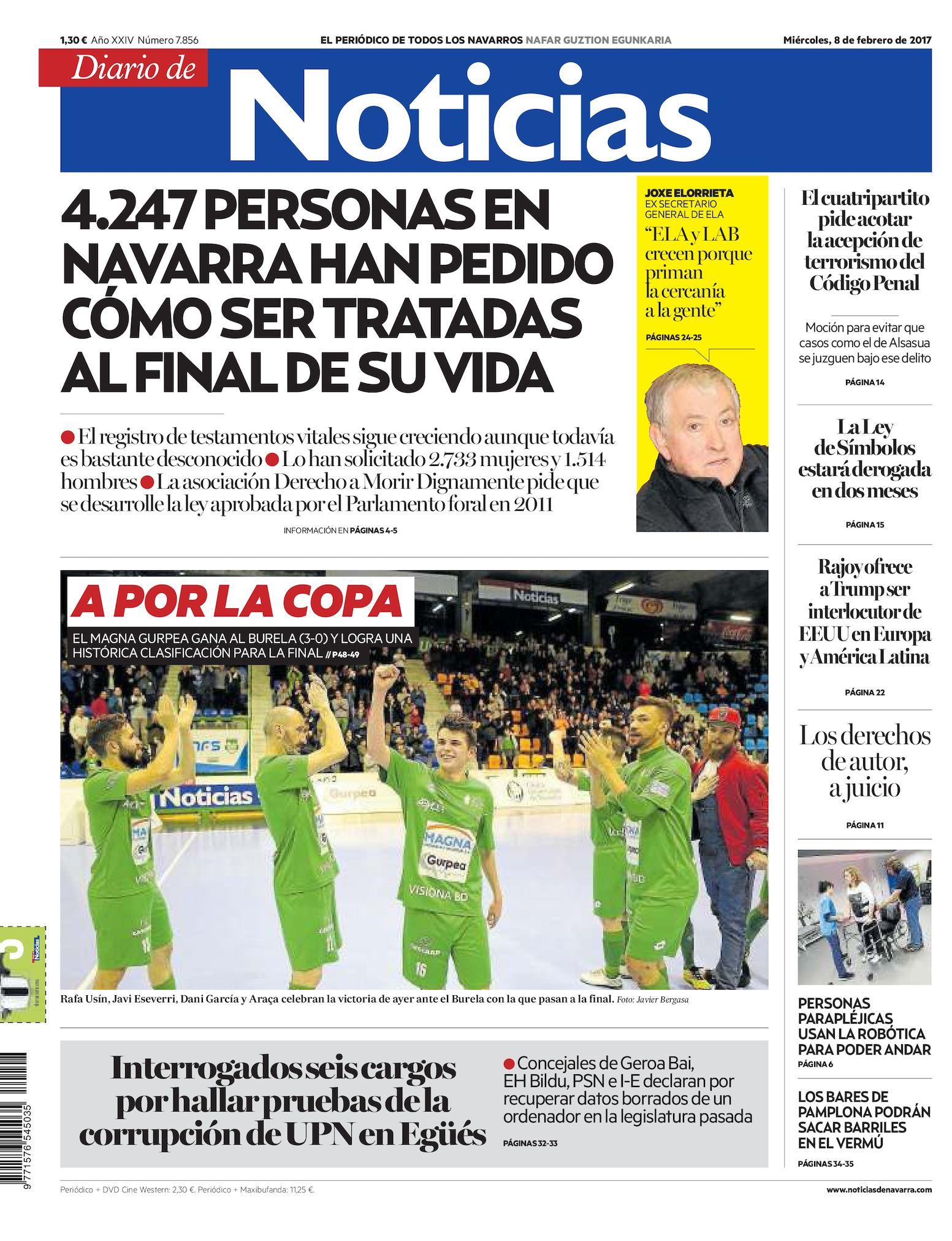best service 5c743 69465 Calaméo - Diario de Noticias 20170208