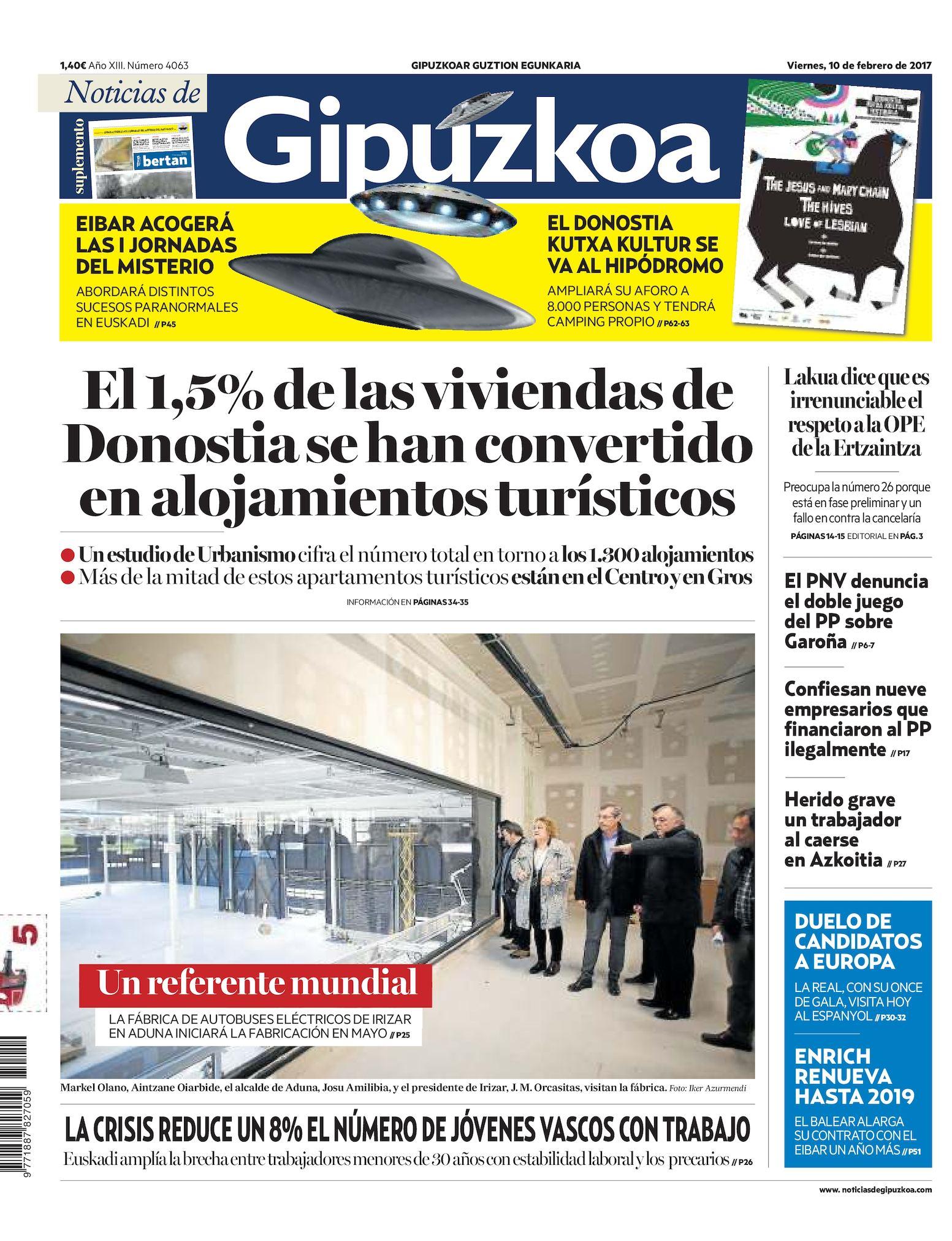 huge discount 000c1 a6fce Calaméo - Noticias de Gipuzkoa 20170210