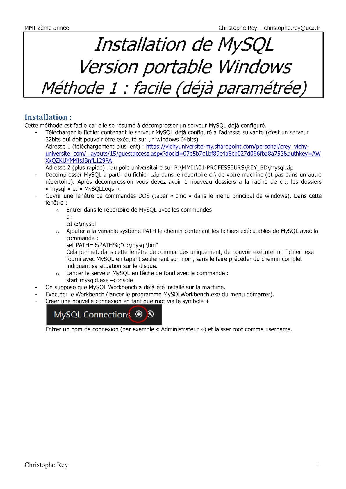 Calameo Install Mysql Portable