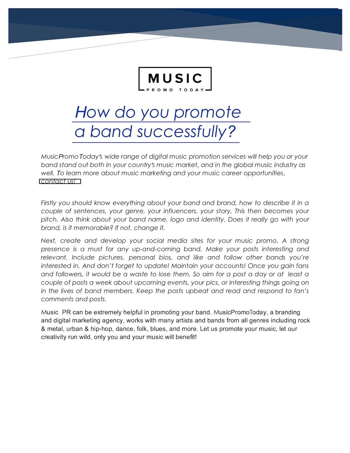 Calaméo - music pr companies